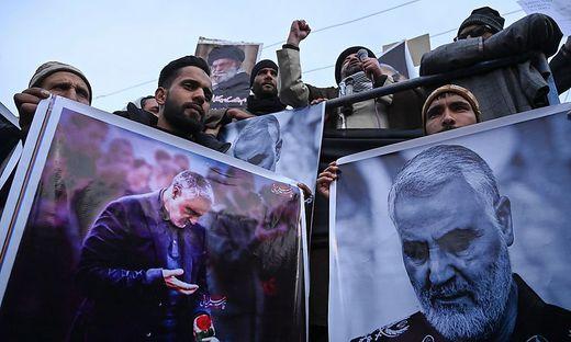 INDIA-US-IRAN-POLITICS-UNREST-KASHMIR