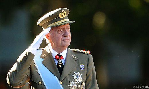 Alt-König Juan Carlos: Erstes Foto aus dem Exil in Abu Dhabi