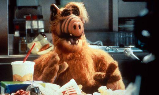 Chaos-Stifter Alf - TV-Star der 80er und 90er