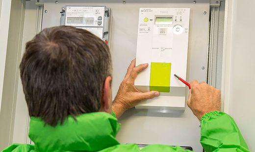 Intelligente Stromzähler ersetzen nach und nach die alten Modelle