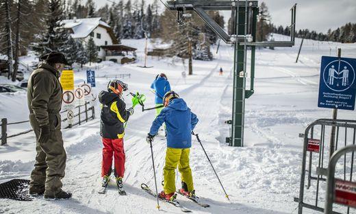 Skigebiet Hochrindl braucht neue Beschneiung