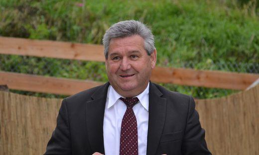 Lannachs Langzeitbürgermeister Josef Niggas