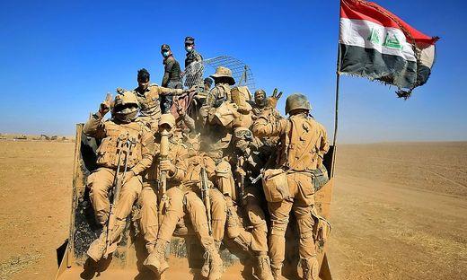 Deutsche im Irak wegen IS-Zugehörigkeit zum Tode verurteilt
