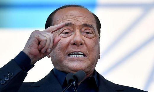 Silvio Berlusconi hat noch Großes vor