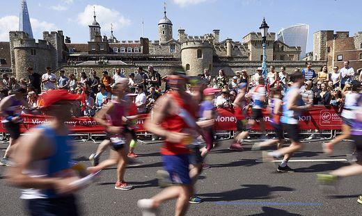 29-Jähriger starb nach Kollaps bei London-Marathon