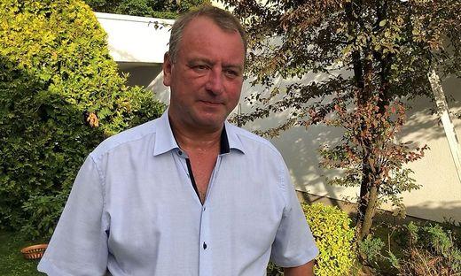 Wolfgang Zanger, Listenzweiter der FPÖ in der Obersteiermark