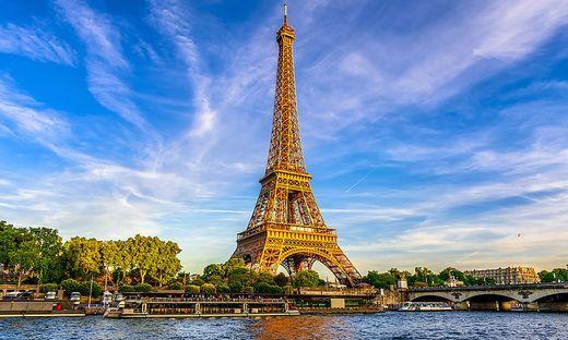 Eiffelturm; Paris