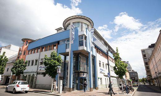 Klagenfurter Bankzentrale