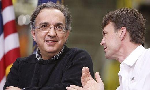 Marchionne musste gehen: Mike Manley übernimmt das Steuer bei Fiat und Ferrari
