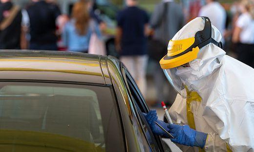 Coronavirus: Derzeit 3.000 aktiv Infizierte in Österreich ...
