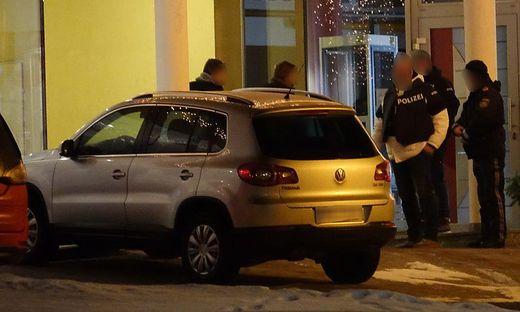 Alarmfahndung und Festnahme im Bezirk Wiener NeustadtDer Tatort