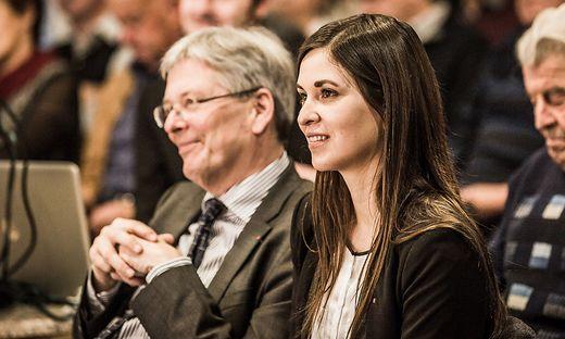 Ihr Landtagsmandat hat Christina Patterer fix. Holt Kaiser sie jetzt sogar in die Regierung?