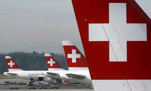 SWITZERLAND SWISSAIR