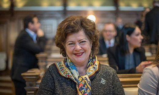 Sissi Potzinger Gemeinderat Graz