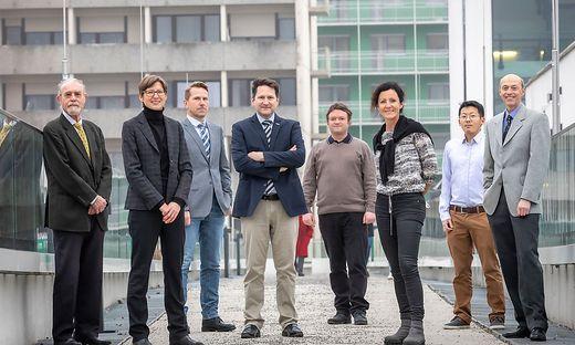 TU Graz, Med Uni Graz und Uni Graz, Forschungsgruppe interaktives Gesundheitssystem