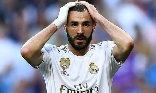 Soll unter den Opfern der Diebesbande sein: Karim Benzema von Real Madrid