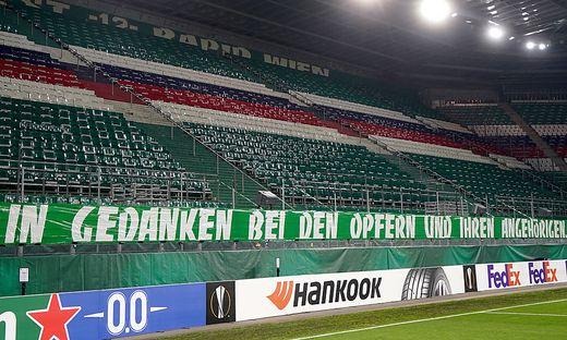 FUSSBALL EUROPA LEAGUE: SK RAPID WIEN - DUNDALK FC