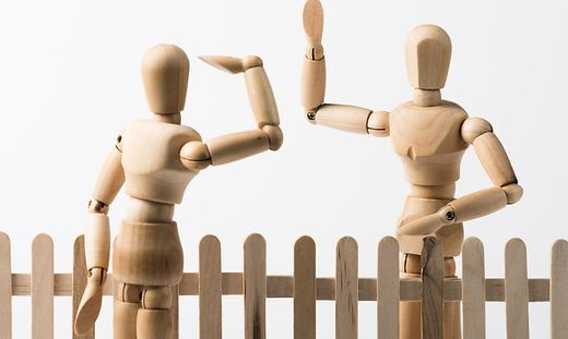 Nachbarn vernetzen sich online
