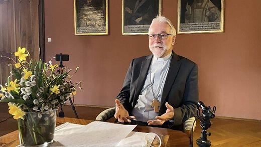Bischof Josef Marketz
