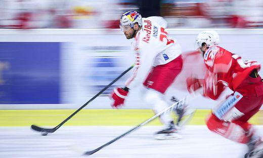 ICE HOCKEY - ICEHL, KAC vs EC RBS