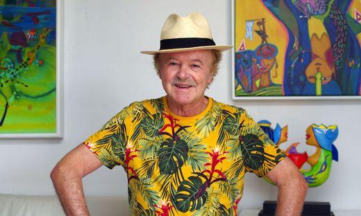 Der Surrealist Helmut Kand