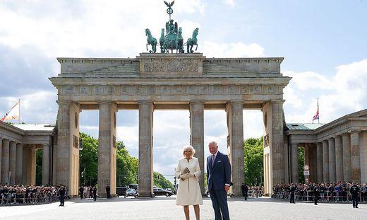 GERMANY-BRITAIN-ROYALS