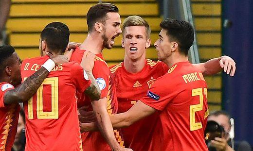 Spanien ist U21-Europameister