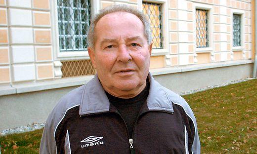 Fritz Jalitsch wurde 85 Jahre alt