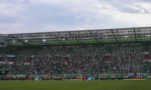 Die Wiener dürfen bald nur noch Genesene und Geimpfte ins Stadion lassen