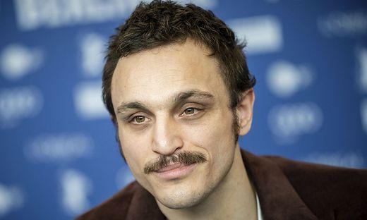 Der Schauspieler Franz Rogowski