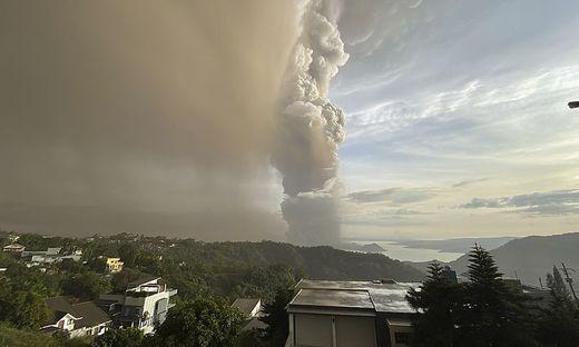 Der Vulkan ist ein beliebtes Ziel von Touristen