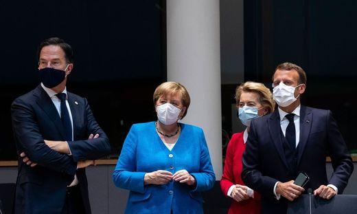 Europa soll sich von Joe Biden fürs Erste nicht zu viel erwarten