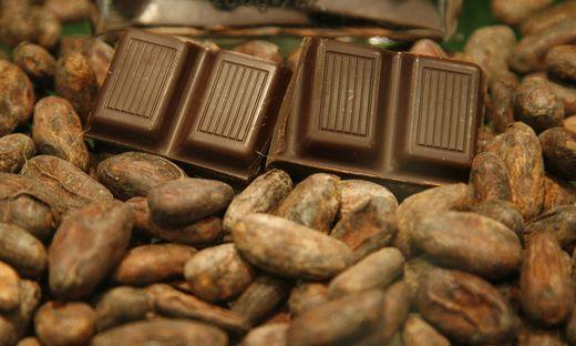 Österreich: Diebe klauen Lastwagen mit 20.000 Kilo Schokolade