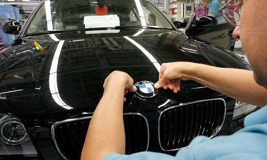 BMW will seine Produktion auf grünen Strom umstellen
