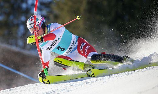 ALPINE SKIING - FIS WC Adelboden