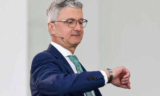 Rupert Stadler wartet auf seinen Prozess