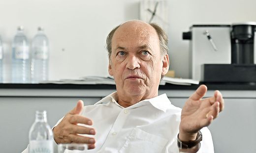 """Sigi Menz ist optimistisch: """"Werden keine große Insolvenzwelle bei Brauereien haben"""""""