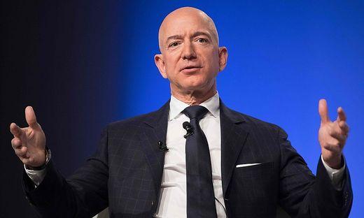 Amazon-Chef Jeff Bezos behält nach Scheidung 75 Prozent der Aktien