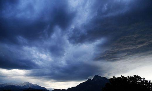 Wetterlagen mit Unwetterpotenzial haben zugenommen