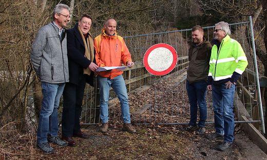 Radwegbau zwischen Gmünd und Trebesing startet