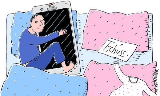 Lebensabschnittspartner Smartphone