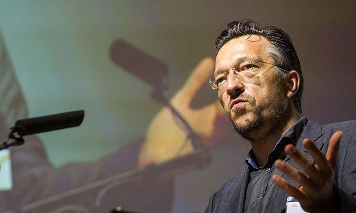 Georg-Büchner-Preis für Autor Lukas Bärfuss