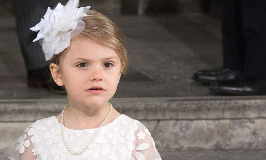 SWEDEN-ROYALS-CHRISTENING