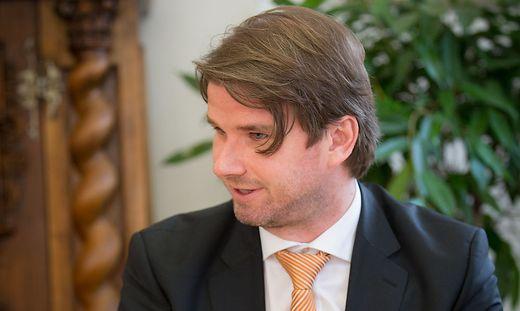 """Günter Bauer, Direktor des Landesrechnungshofes: """"Es gibt noch zu viele Doppelzuständigkeiten im Land"""""""