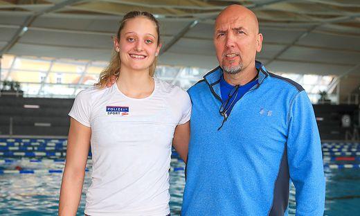 Caroline Pilhatsch und Dirk Lange