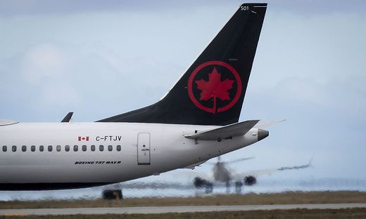 Kanada zieht alle Boeing 737 Max 8 und 9 bis auf Weiteres aus dem Verkehr