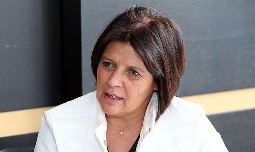 Arbeiterkammerpräsidentin Renate Anderl