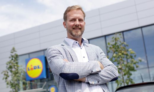 Lidl-Chef Christian Schug