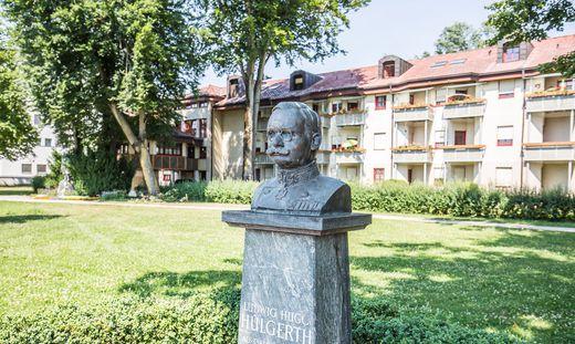 Huelgerth Heime Huelgerthpark Klagenfurt