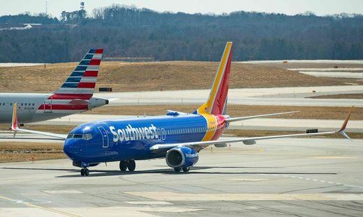 Die Boeing 737 Max muss nun auch in den USA auf dem Boden bleiben